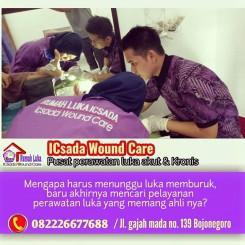 ICW Pusat Perawatan Luka Professional