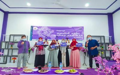 Kampus Ungu Adakan Peringatan Maulid Nabi di rangkai Penyerahan Hadiah Pemenang Lomba Sholawat