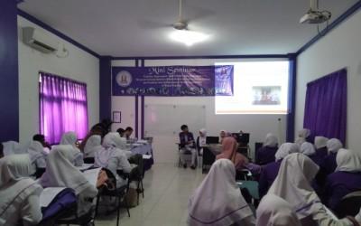 Mini Seminar Kampus Ungu Prodi Keperawatan