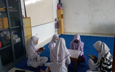Di Hari Pertama Bulan Ramadhan 1442H BEM Kampus Ungu Adakan Tahtimul Qur'an