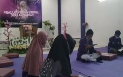 Adakan Kegiatan Tahtimul Qur'an : Civitas Akademik dan Mahasiswa Dalam Memasuki Bulan Sya'ban