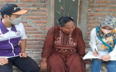 Tim Sahabat Pertamina, Lakukan Pemeriksaan Keluarga Binaan