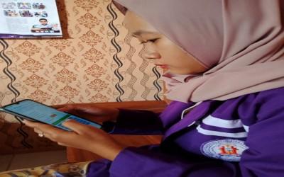 Di Tengah Pemberlakukan PPM Mahasiswa Kampus Ungu Tetap Laksanakan Ujian Komprehensif Prodi D3 Kebidanan