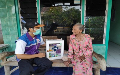 TIM Sahabat Pertamina lakukan Evaluasi Program Keluarga Binaan