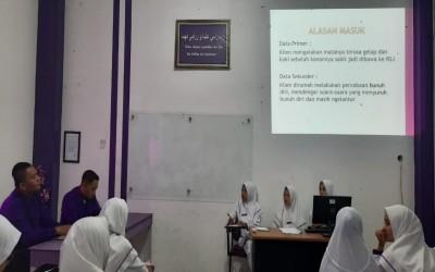Seminar dalam Kasus Praktek Lab Skill Keperawatan Jiwa di RSJ Radjiman Widiodiningrat Lawang
