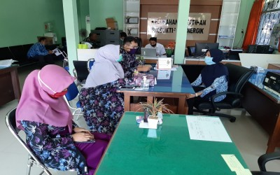 Kampus Ungu, Lakukan koordinasi persamaan persepsi dengan kelurahan kepatihan terkait kegiatan praktik profesi ners stase praktika senior