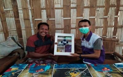 TIM Sahabat Pertamina, Lakukan Evaluasi Pelaksanaan Keluarga Binaan Dan Pemberian Kotak P3K