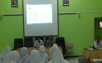 Penutupan Praktek Lab Skill Keperawatan Jiwa di RSJ Dr. Radjiman W. Lawang