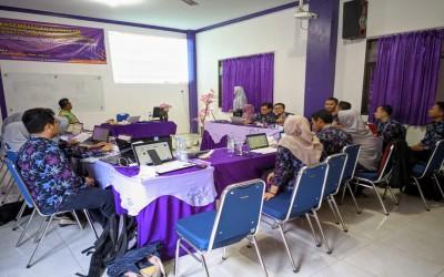 Hari Ke-2  Pelatihan Terkait Pengembangan Kurikulum di STIKes ICsada Bojonegoro